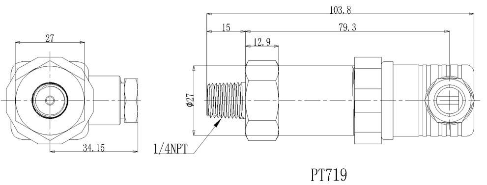 PT-719-dimension