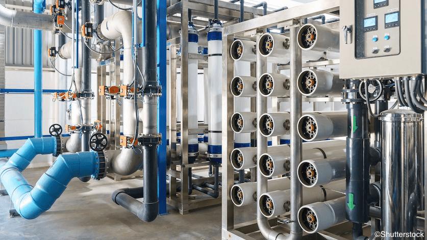Pressure Sensor for Sewage Treatment