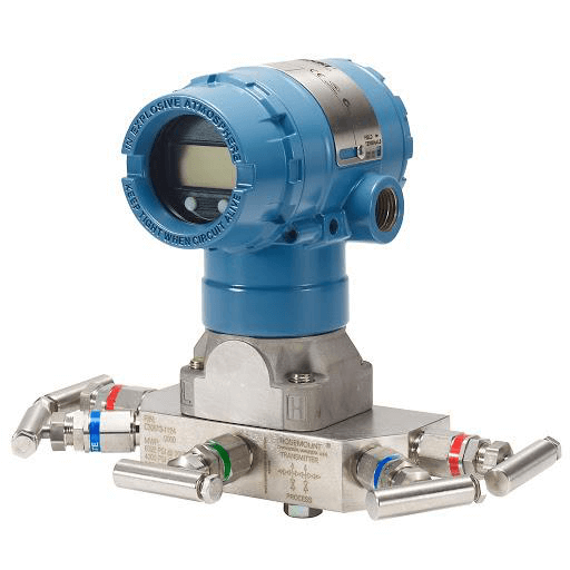 Pressure Transmitter for Process Control