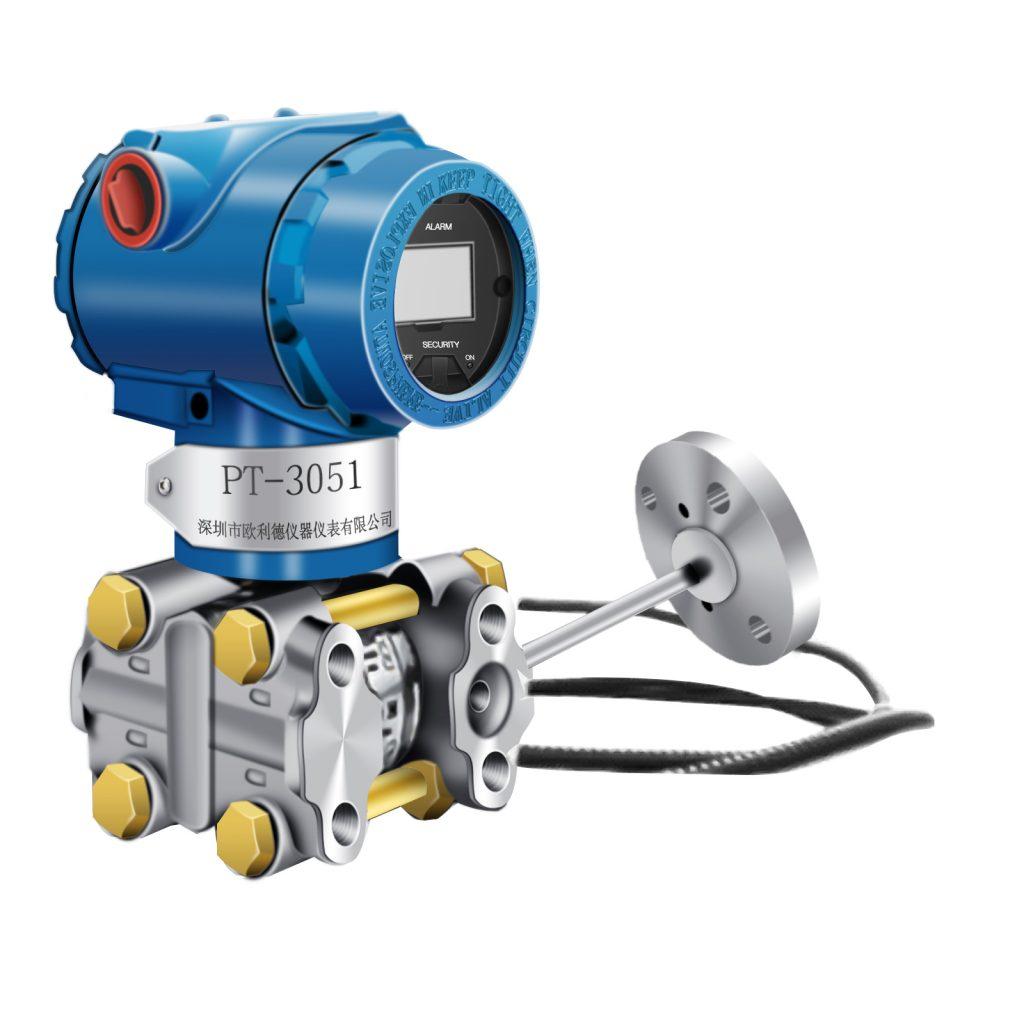 Pressure transmitter for gas 2021